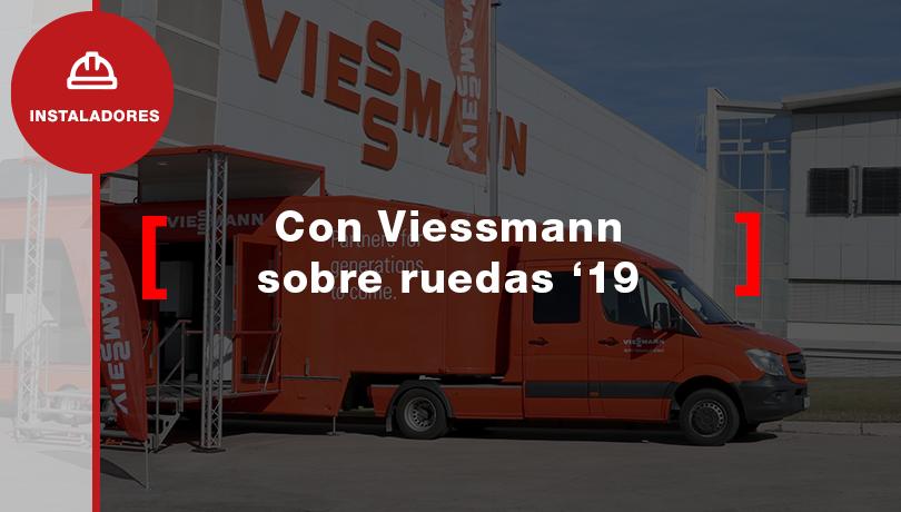 El Road Show de Viessmann, en imágenes