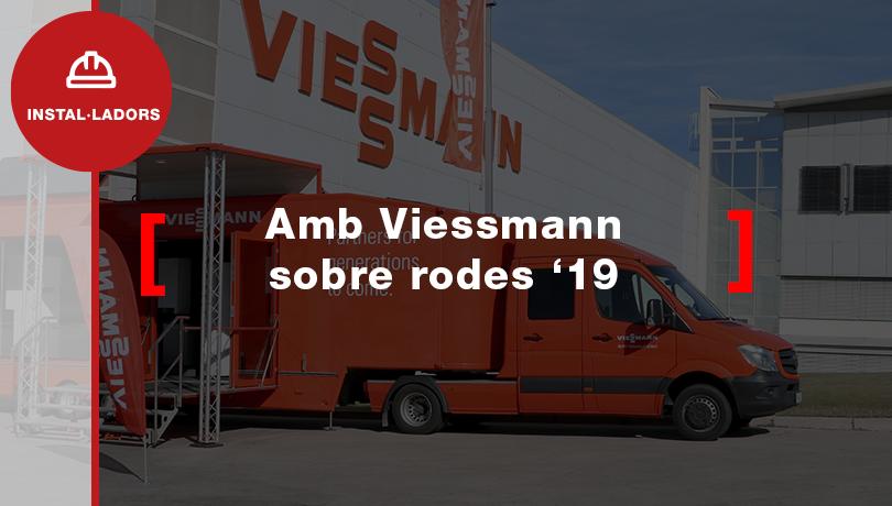 El Road Show de Viessmann, en imatges