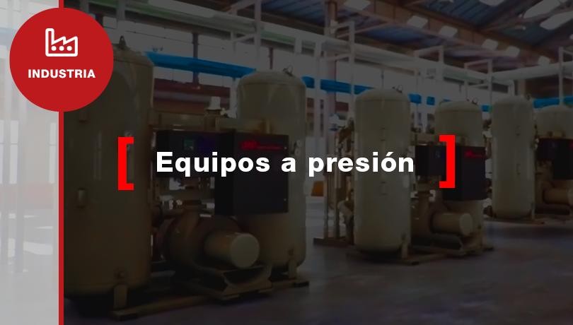 ¿Cómo legalizar mis depósitos de aire y aparatos a presión?