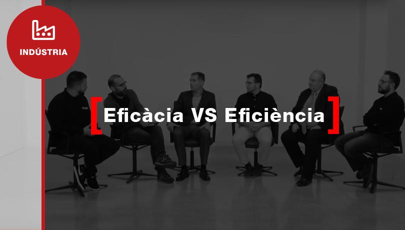 Sistemes d'aire comprimit: eficàcia vs eficiència energètica